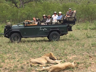 African Adventure by Luxury Private Jet February 2016 – SABI SANDS