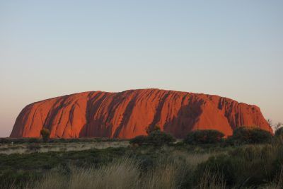 Exploring the South Pacific by Private Jet – Uluru, Australia