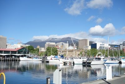 Exploring the South Pacific by Private Jet – Hobart, Tasmania, Australia
