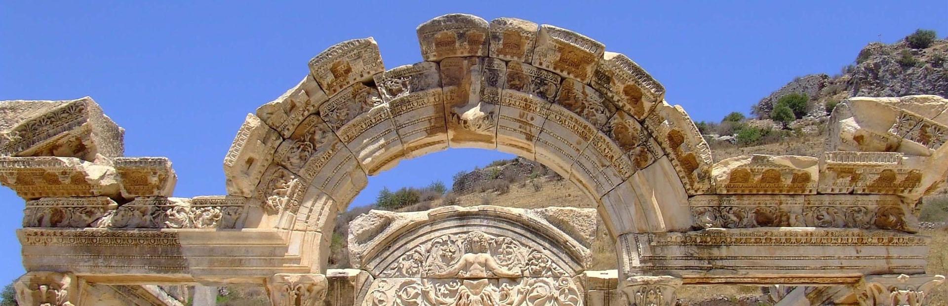 TempleHadrianEphesus