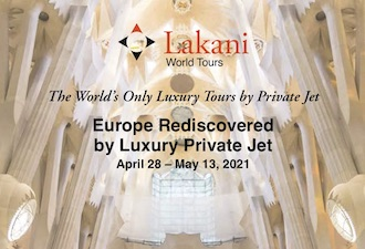 2021 Europe Rediscovered by Private Jet