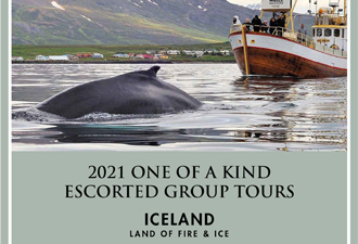 2021 Iceland – Land of Fire & Ice – Small Group Tour