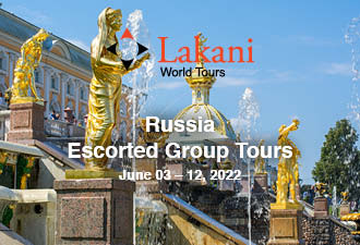 2022 Russia – Imperial Capitals and the Golden Ring – Small Group Tour