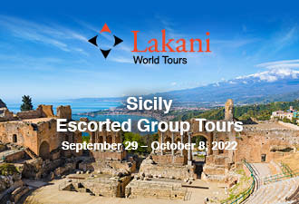 2022 Sicily – Land of Ancient Treasures – Small Group Tour